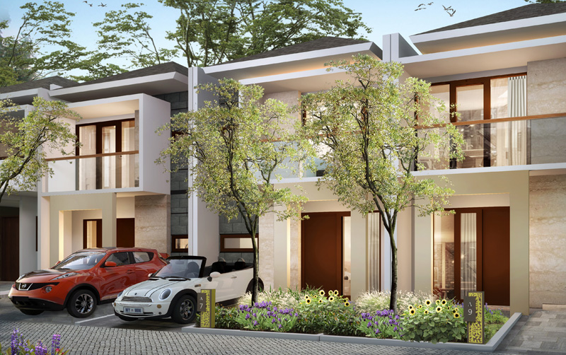 Bumi Biru Terraces IVY